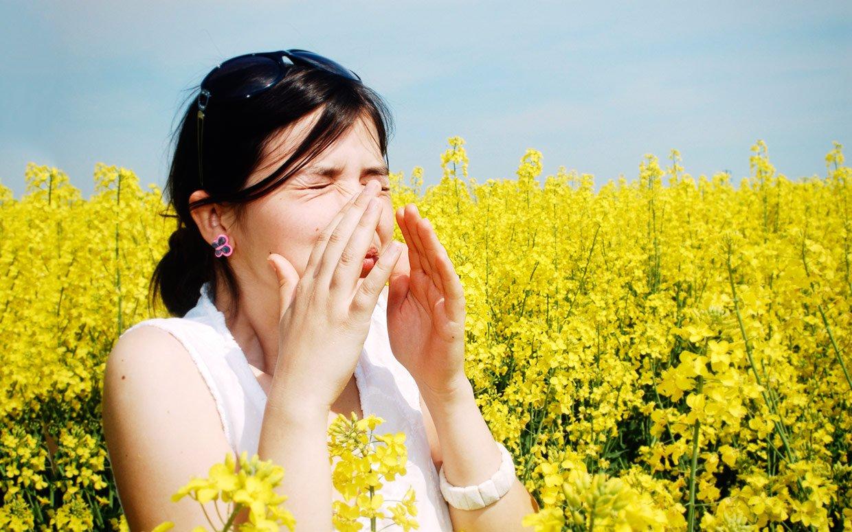 Картинки аллергии от травы
