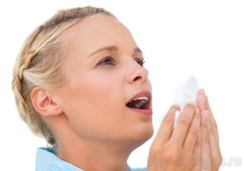 Аллергия на лекарства на лице отек