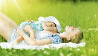Аллергия у ребенка на грудное молоко