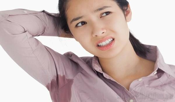 Раздражение кожи от пота - Как вылечить аллергию