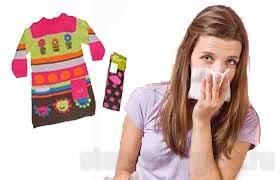 Аллергия на полиэстер — Аллергия