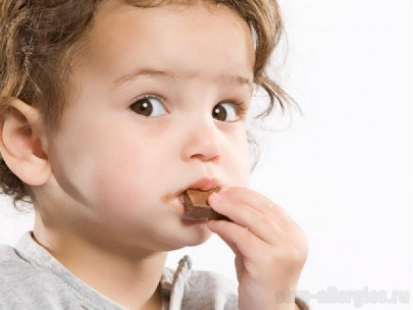 Аллергия на сладкое на руках фото