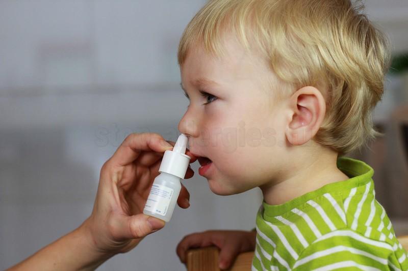 Капли от аллергии для ребенка 2 лет