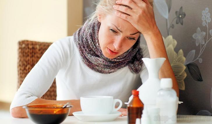 почему текут слезы при насморке