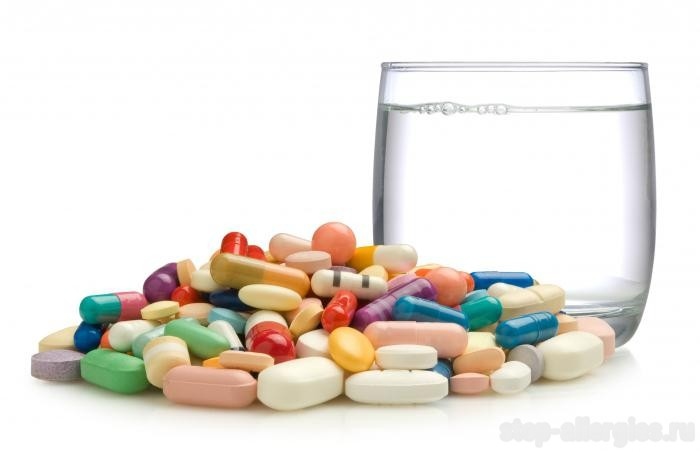 лекарственная аллергия код по мкб 10