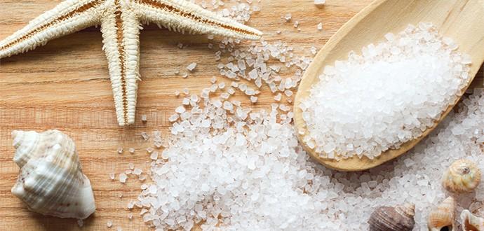 Солевые ванны при псориазе • Как вылечить аллергию