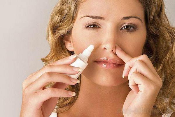 Как заложенность носа в домашних условиях 468