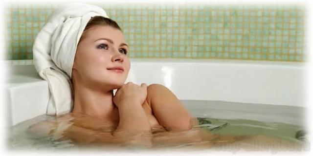 ванна при аллергии