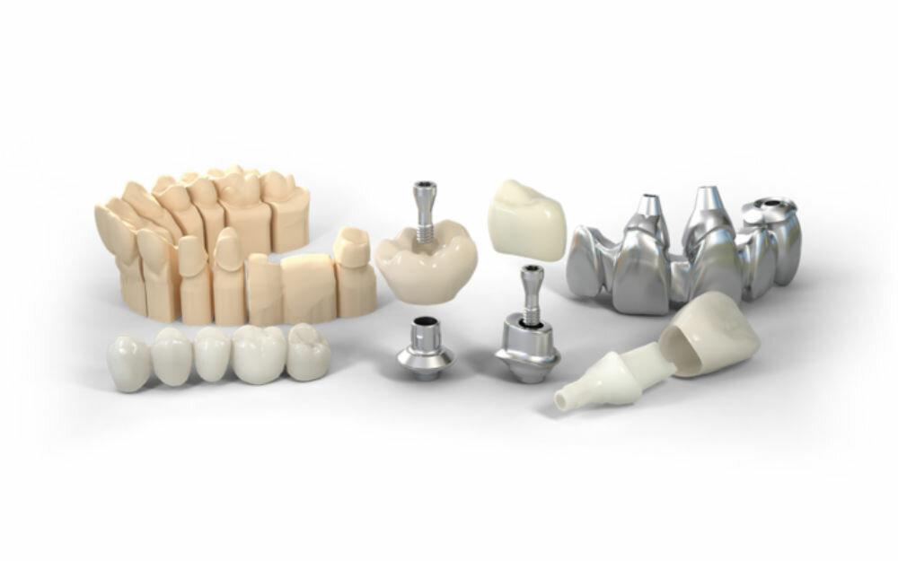 Зубы из диоксида циркония: особенности и преимущества