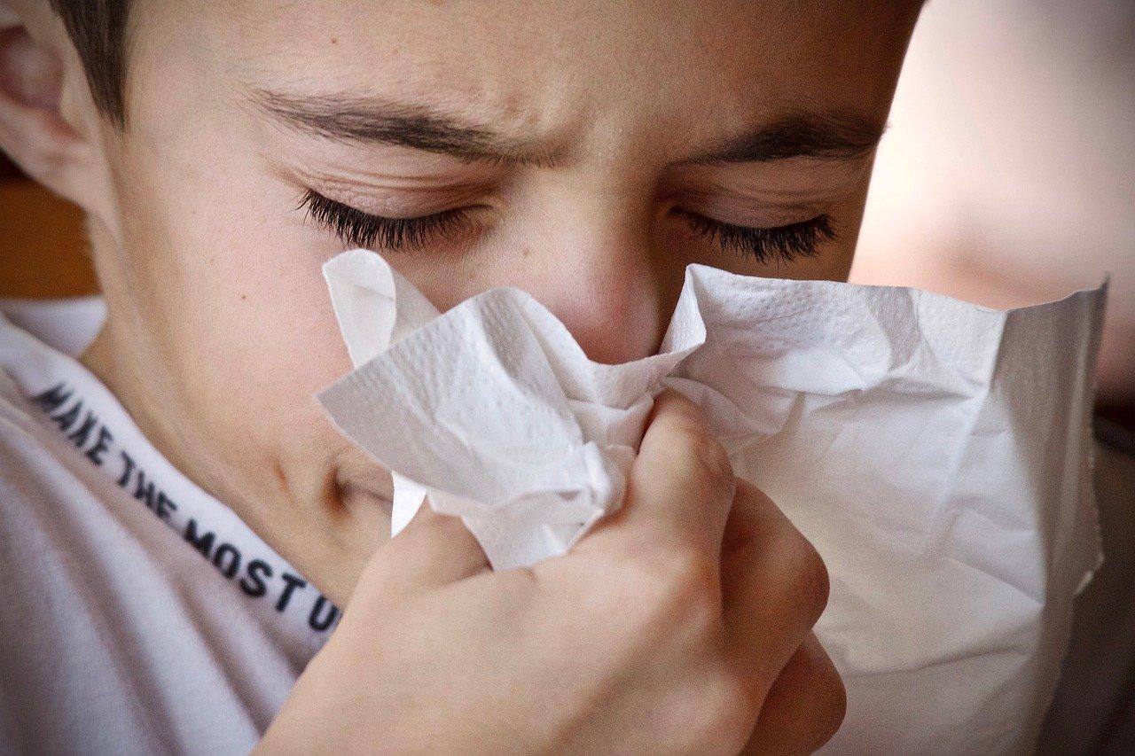 Аллергия у детей: психосоматика, причины и лечение